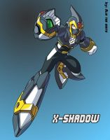 X-Shadow by Alia-the-white
