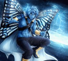 :COM: A Mighty Storm by Keitronic