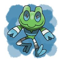 Tadpole Fakemon by TRspicy