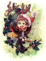 Merry Xmas 2014 by lince