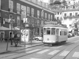 cable car by CoColade