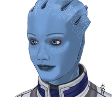 Liara T'Soni 2 by powmod