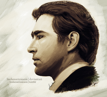 Lee Pace by LindaMarieAnson