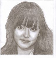 Victoria Song by SophieReddyArt