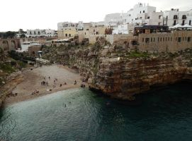 Polignano a Mare by Itsmakazilla