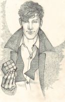 Benedict Cumberbatch by Pulvis