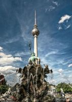 Berlin Alexanderplatz by pingallery