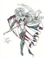 Lady Death by jlbhh1977