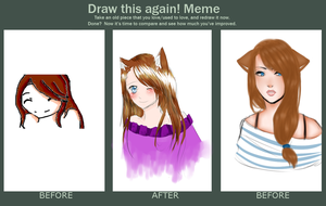 Draw This Again Meme by Ashpyr