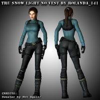 TRU snow light no vest mod by HailSatana