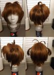 Sakura wig Comm by 0Charcoal0