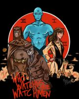 Who Watches The Watchmen by KiwiMarine