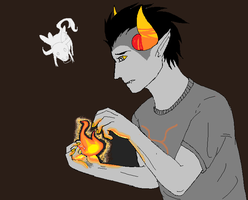 PUMPKIN: Sick Fires by MagicallyCapricious