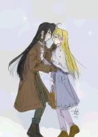 Winter Love by arima
