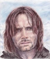 Aragorn by LoonaLucy