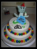 DA Cake by Tizette-Creations