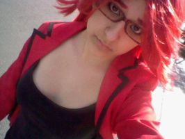 MORE CASUAL GRELL by gorillazfan4422