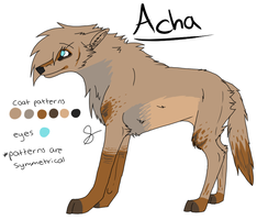 .:PC:. Acha reference by Kayle-kins