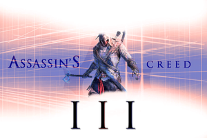 Assassins Creed III Wallpaper 1200x800 by DatRets