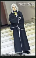 cosplay Trinity Blood  Abel by NakagoinKuto