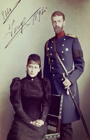 Sergei and Elizabeth by KraljAleksandar