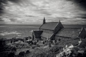Sea Church 4 (Barmouth) by friartuck40