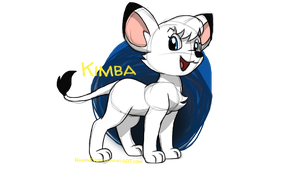 Kimba by RavenEvert