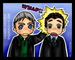 NCIS- Tony and Gibbs by ryuuri