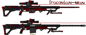 DII HEL-AMR-946XL Sunstriker Laser and Heavy Rifle by Lord-DracoDraconis