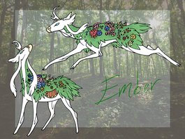 Embr by CremexButter