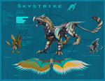 Skystrike the transformer by bolthound