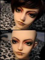 Face-up: Dollzone Yuu - 3 by asainemuri