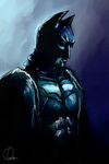 Batman The Dark Knight Rises by arskuma