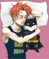 Flash's baby by chuuloverXD