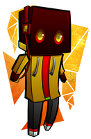 MagmaCrafter Avatar by TruCorefire