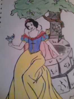 Snow White by Cowgrl94