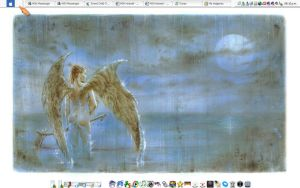 KwZ's laptop's desktop by KwZ