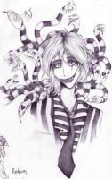 Beetlejuice by Slaughterose