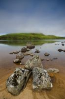 Lochan Nah Achlaise by StephenJohnSmith