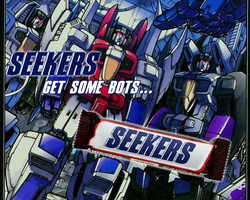 Transformers - Seekers commercial by yourparodies