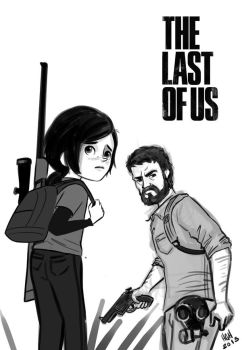 the last of us by 7thorserider