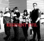 Resident Evil cosplayers by Bloodstained-Alice
