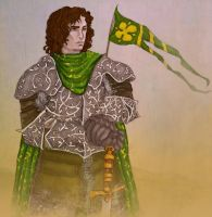 Loras Tyrell: The Knight of Flowers by SephyStabbity