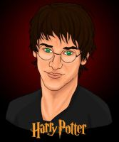 Harry Potter by TearsOfBlood943