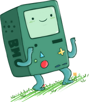 BMO by pumpkinuffin