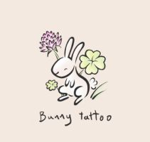 Bunny Tattoo by SeraphimProphets