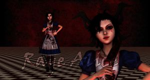 Alice Rage mod by Brusya