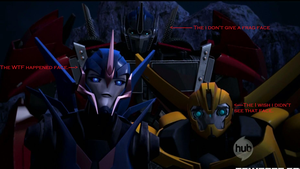 The.......Face's by Cliffjumper-TFP