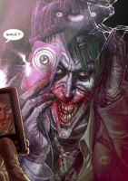 the Killing JOKE by fercasaus