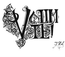 Gift : ''Volim te'' by JKL-Designs